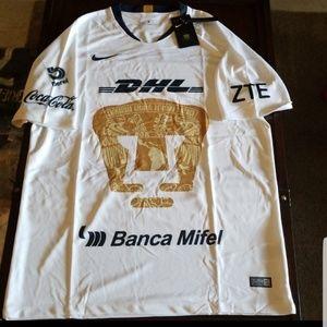 Nike's Club Pumas Jersey